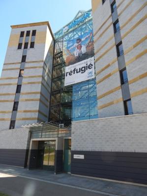 UNHCR Gebäude